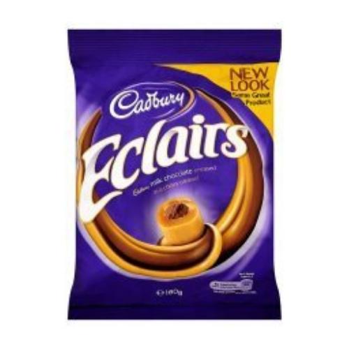 CHOCHOLATE_ECLAIRS